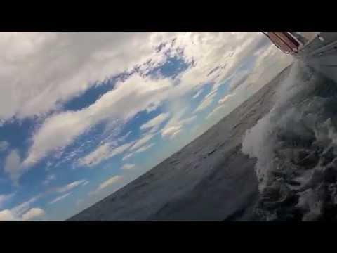 Sailing in Scotland, North Sea, Inverness * GoPro *