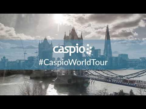 Caspio World Tour