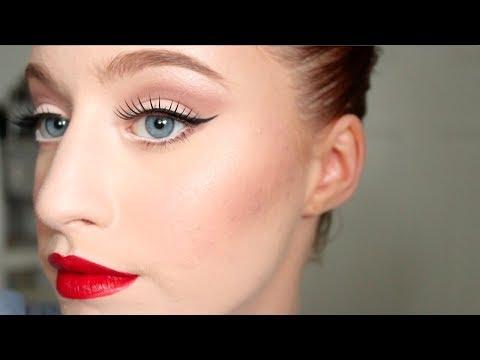 Ballet Stage Makeup 💃🏼  | GRWM
