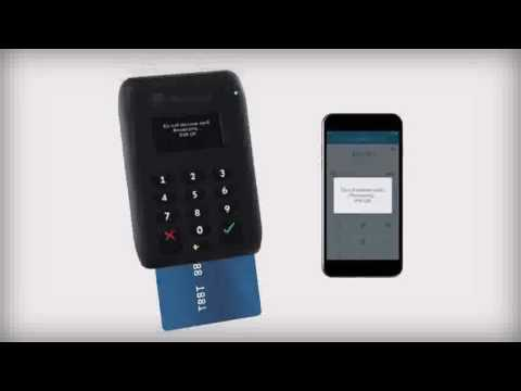 How to Use Credit Card Chip Reader with PayPal Here