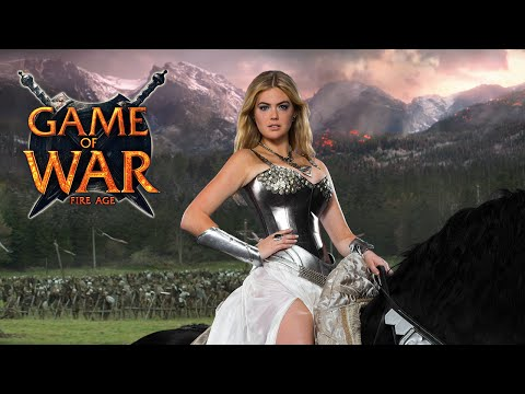 game of war fire age trailer