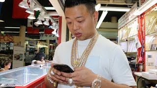 Franky Diamonds Miami Jeweler Teaches Us How to Spot a Fake Rolex & Schools us on Diamonds.