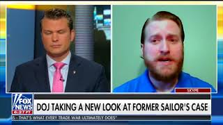 Sailor Punished for Mishandling Classified Info Wants Hillary to Receive Same Treatment