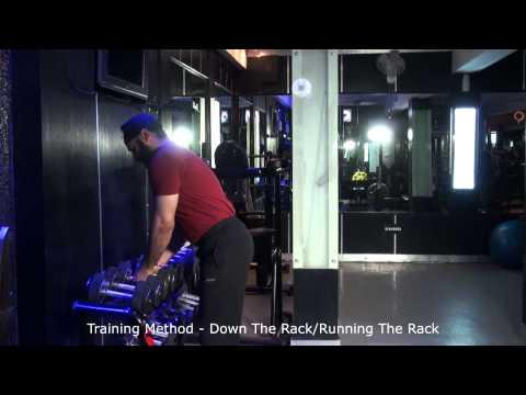 Training Method - Down The Rack/Running The Rack