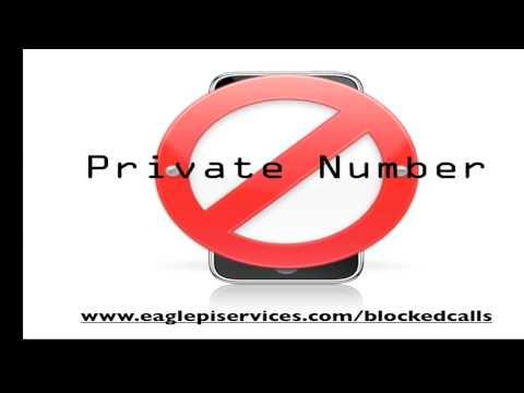 Eagle Investigative Services Unblocks Blocked Calls