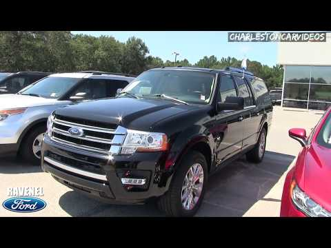 2017 FORD Expedition EL Limited - Walkaround Review & For Sale at Ravenel Ford 8/16/17