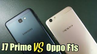 Oppo F1s vs Samsung J7 Prime | Great Comparison
