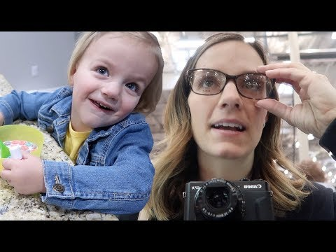 👀 IS MOM GETTING HER FIRST PAIR OF GLASSES? 👓 EYE EXAM RESULTS 👁️