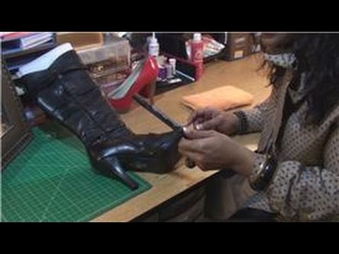 Shoe Tips : How to Remove Scratches From Leather Shoes