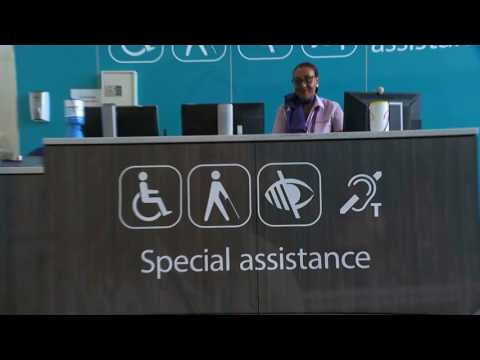 Airports' special assistance failing flyers