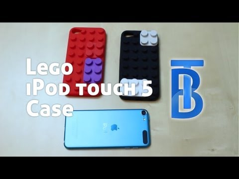 Review: Budgetgadgets Lego iPod touch 5G Case