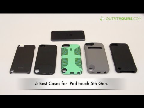 Top 5 Best Cases for iPod touch 5th Generation