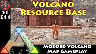 ark the volcano Videos - 9tube tv