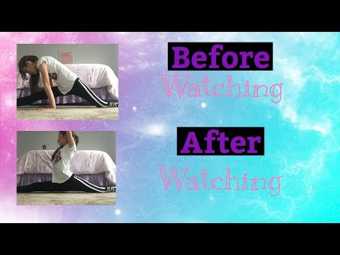 How to get your splits in ONE DAY!!