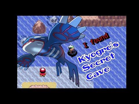 POKEMON EMERALD: Catch kyogre before Pokémon League