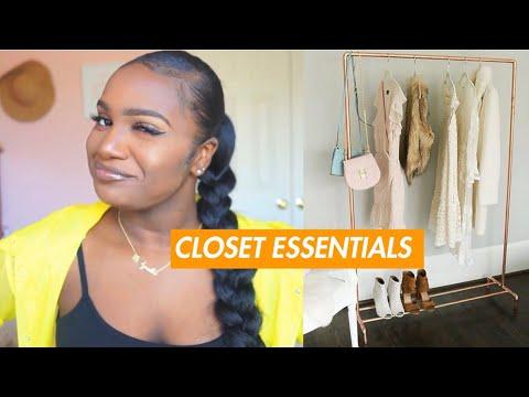 CLOSET ESSENTIALS FOR THICK GIRLS + HACKS