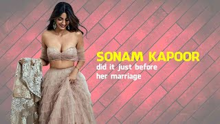Sonam Kapoor Nude Boobs   Deleted Scene