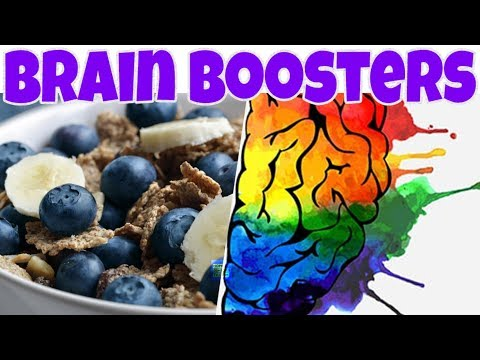 4 Best [Brain Enhancing Foods] You Should Eat - Get Much Sharper Brain Functioning with These Foods