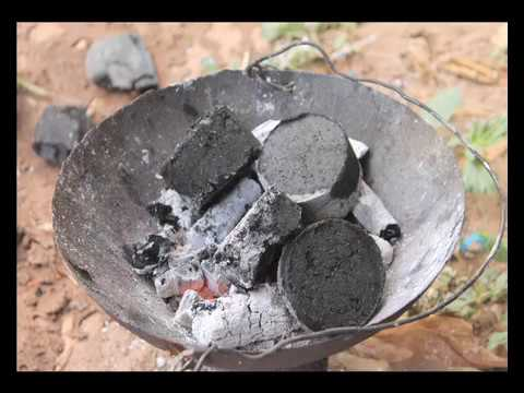 How to recycle woody waste into charcoal briquettes - WasteAid