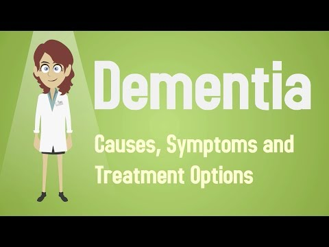 Dementia - Causes, Symptoms and Treatment Options