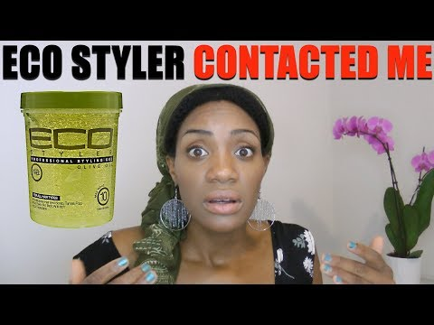 ECO Styler Gel CANCELLED!? - SHOCKING UPDATE!!