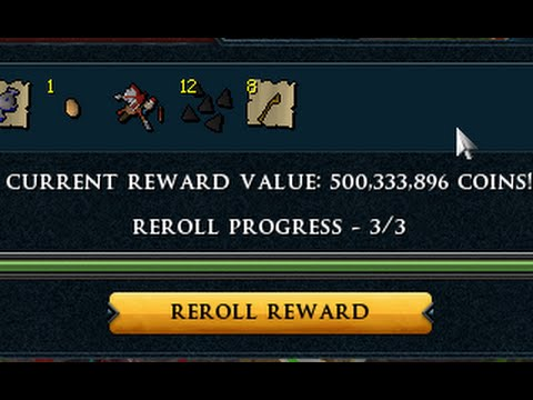 Current state of Elite clues in RS3 based on 1000 samples