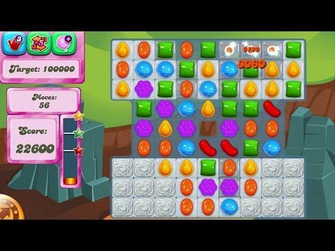 Candy Crush Saga iPhone Gameplay #3