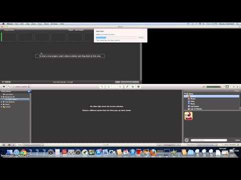 Stop Motion Videos with iMovie 11