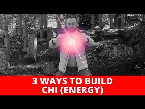 3 ways to Build CHI Energy