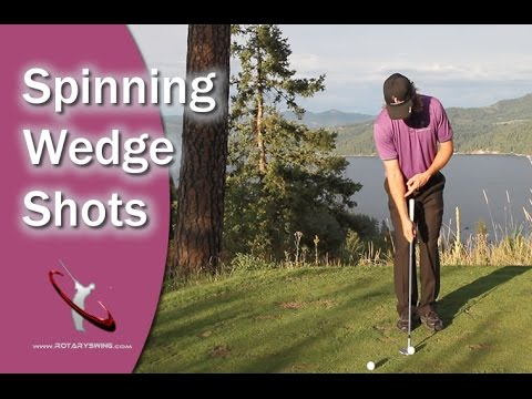 Chipping Tips - How to Hit Pitch Shots with Spin