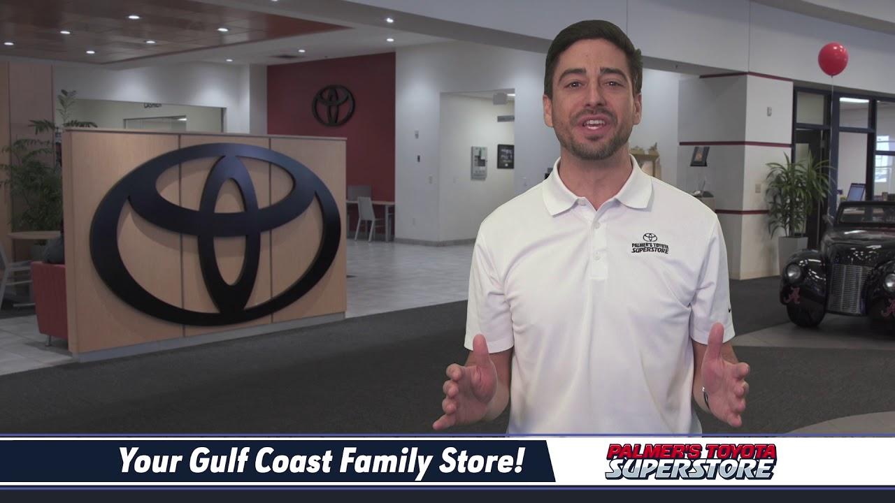 Palmer's Toyota - About Us