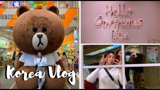 Download KOREA TRAVEL VLOG: Flight to Seoul, Airbnb and Exploring Myeongdong Video