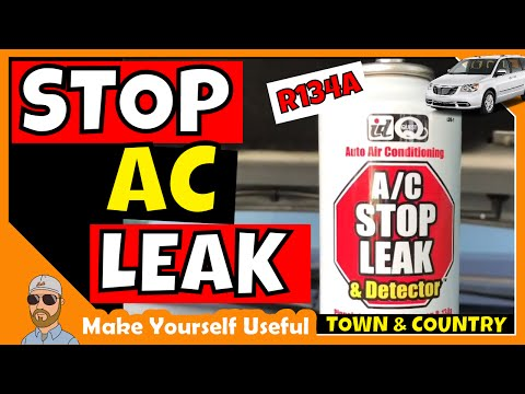 Stop AC Leak Town & Country