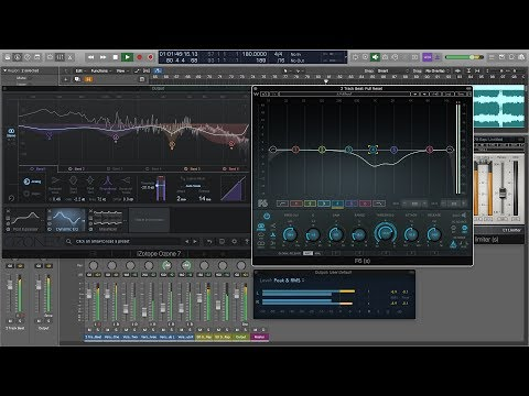 Mixing Vocals To A 2 Track Beat