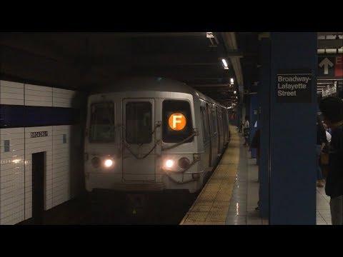 F Train Service