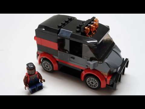 A-Team Lego MOC My Own Creation