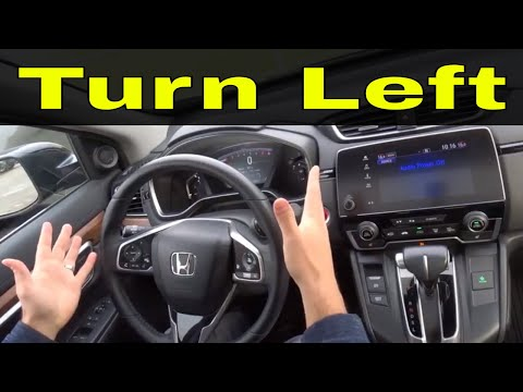 Don't Do This When Waiting To Turn Left-Driving Lesson