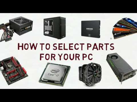 pc part choosing guide||||pc parts compatibility guide||||computer building guide||||hindi me