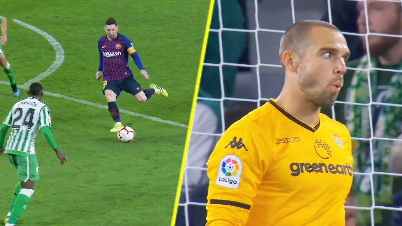 Craziest Reactions to Lionel Messi Skills & Goals 🔥