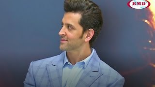 RMD Board_Hrithik Roshan at a Press Conference during the Big5 Construction Exhibition, Dubai 2016
