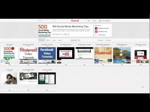 How to Use Pinterest in Spanish Espanol | How to Change Pinterest Language to Español