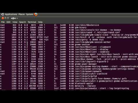 Display the top ten or n running processes sorted by memory usage In Linux Step By Step Tutorial