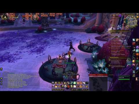 World of Warcraft Legion on RX 480 & i5 4460