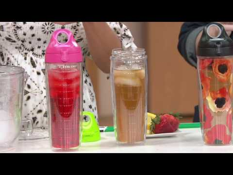 Tervis Set of 2 24 oz. Double Wall Insulated Tumblers on QVC