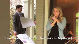 Tear-jerking Love Actually-inspired Marriage Proposal