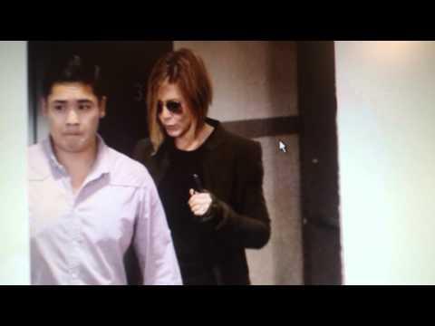 Jennifer Aniston gets Hair Chopped Off! 11-2013