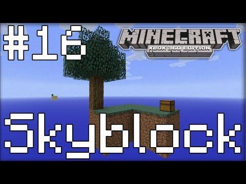 Minecraft SkyBlock! - Enderman Spawner! - Part 16