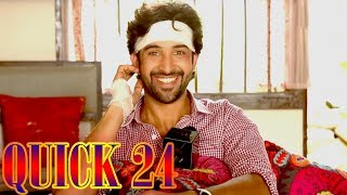 """""""Quick 24"""" With Rajveer Singh   A Fun Rapid Fire   Telly Reporter Exclusive"""