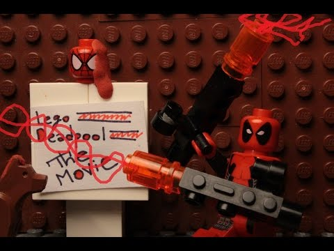 LEGO DEADPOOL THE MOVIE