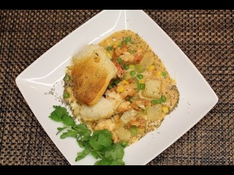 Easy Lobster Pot Pie (Saturday Meal) (Legacy)💋